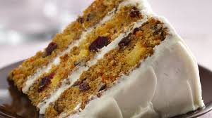carrot cranberry cake recipe bettycrocker com