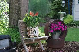 Summer Garden Ideas - my early summer garden empress of dirt