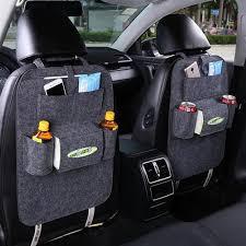 housse de si es auto vorcool auto banquette arrière de voiture sac de stockage de voiture