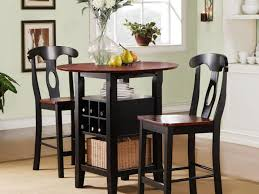 Round Kitchen Table by Kitchen Kitchen Table With Storage And 13 Brown And Red Living