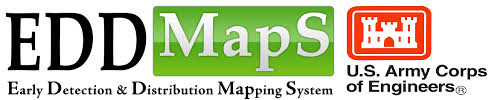 edd maps eddmaps army corps of engineers