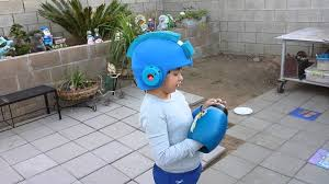 Megaman Halloween Costume Megaman Costume