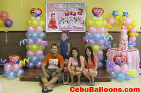 Balloon Decoration For Birthday At Home by Hannah U0027s Party Place Balloon Decoration U0026 Party Needs Cebu