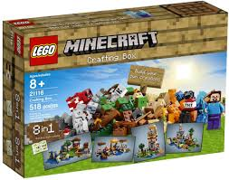 black friday lego deals 2014 lego minecraft five new sets available best prices