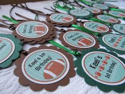 football favors the 25 best football favors ideas on football party