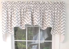 Nursery Valance Curtains Curtain Yellow And Gray Window Valance Valances At Walmart