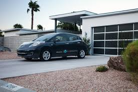 black nissan inside first nissan leaf in u s passes 100 000 miles inside evs