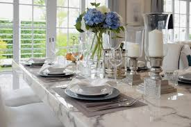 Dining Table Settings Pictures 27 Modern Dining Table Setting Ideas
