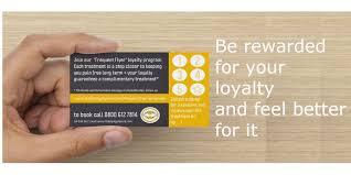 Sports Massage Business Cards Sports Massage Therapist Jason Graham The Flying Physios