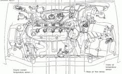 toyota camry electrical wiring diagram toyota engine control