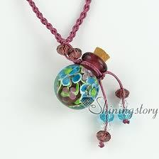 vintage necklace pendants images Vintage perfume bottle pendant necklace necklace vials for ashes jpg