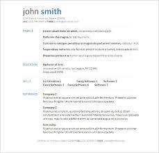 Company Resume Templates Resume Templates Microsoft Microsoft Sample Nursing Student