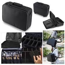 professional makeup carrier professional makeup bag cosmetic storage handle organizer