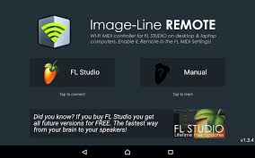 free fl studio apk image line remote 1 3 4 apk android audio apps