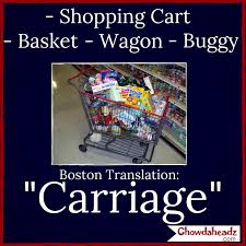 Boston Accent Memes - carriage http www chowdaheadz com the boston accent pinterest