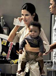 sandra bullock son sandra bullock opens up about raising a black child i want my son