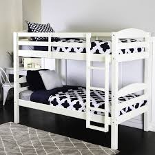 Side Rails Wood Bed Kmart Com Space Saving Belmont Twin Bunk - Second hand bunk beds for kids