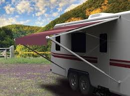 Vinyl Awning Fabric Rv Awnings And Accessories Carefree Of Colorado And Dometic A U0026e