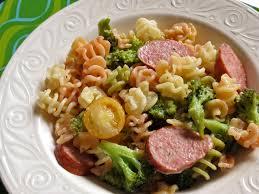 Pasta Sausage Mascarpone Pasta With Smoked Sausage And Broccoli Stephie Cooks