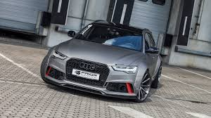 audi modified audi rs6 and a6 avant wide body kit by prior design image 489103