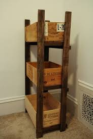 Crates For Bookshelves - crate shelves 25 diys guide patterns