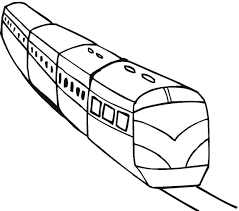 free coloring pages christmas train thomas train