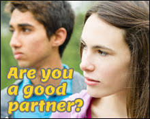 Take our quiz to find out if you are a good partner