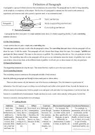 all worksheets paragraph writing with hints worksheets