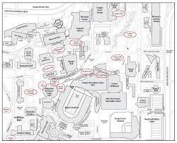 Ccm Campus Map Outdoor Venues Certified Event Planning University Of Cincinnati