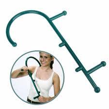 back hook health care thera back hook massager neck self