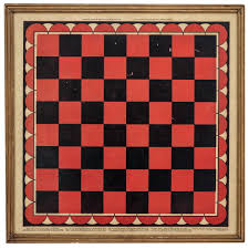 checkers game board floor graphic game room decals retroplanet com