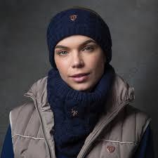 knit headbands equetech cable knit headband