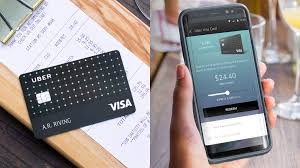 photo card uber introduces a credit card techcrunch