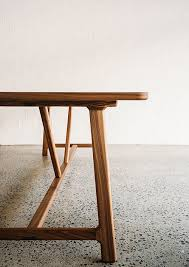Tate Dining Table By JDLee Furniture Local Furniture Design TLP - Designer table