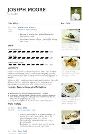 Sample Resume Language by Sous Chef Resume Samples Visualcv Resume Samples Database