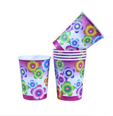 lets party daises cups x6 sunrise sweets online store
