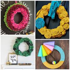 summer wreath diy summer wreaths 20 beautiful statement wreaths for summer