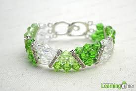 crystal bracelet designs images Basic beaded bracelet designs handmade crystal bracelets made jpg