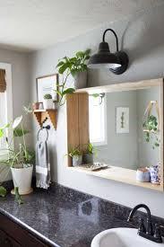 Diy Bathroom Mirror Ideas Diy Bathroom Mirror With Shelf Brightpulse Us