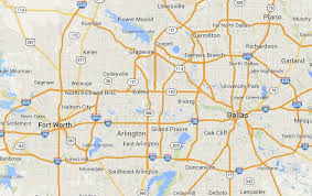 map of dallas fort worth dallas and fort worth among best cities to start a business