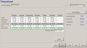 ms access timesheet ms access databases