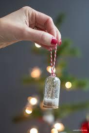 mini snow globe ornaments lia griffith