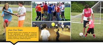 backyard sports cares community programs for children with