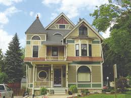 Small Victorian Homes Exterior Color Schemes For Small Houses Home Design Exterior
