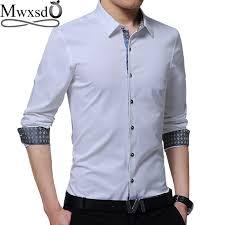 online get cheap men dress shirt italian brand aliexpress com