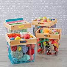 kids storage bins u0026 baskets the land of nod