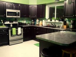 Green Cabinet Kitchen Best 25 Lime Green Kitchen Ideas On Pinterest Lime Green Paints
