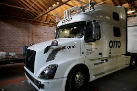 Big Car Garage by Startup Wants To Put Self Driving Big Rigs On Us Highways Sfgate