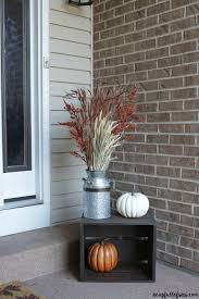 Front Porch Fall Decorating Ideas - fall porch decor ideas a cup full of sass