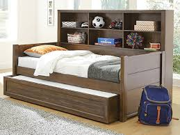 Bookcase Bed Full District17 Landon Bookcase Bed Beds